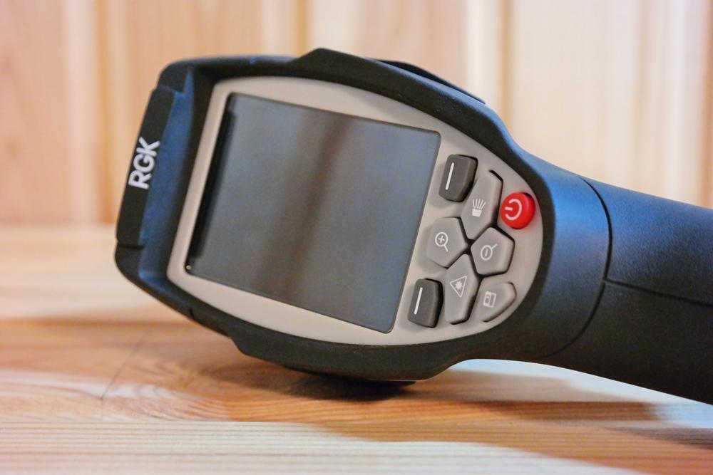 Тепловизор RGK TL-80 обзор, тест, купить РГК ТЛ 80, TL80, TL-80