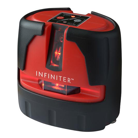 Лазерные нивелиры Infiniter - гарантия качества