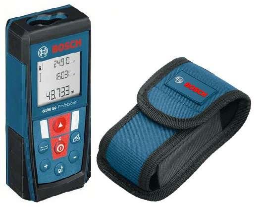 Bosch professional laser entfernungsmesser glm 50 c bluetooth